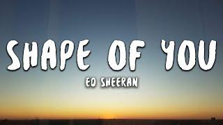 शेप ऑफ़ यू Lyrics - Shape of you Ed Sheeran in hindi