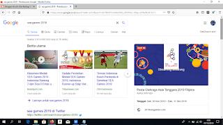 Cara Sortir Sendiri Hasil Pencarian dari Google