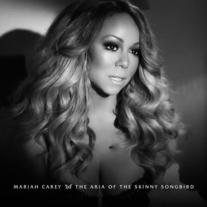 Mariah Carey - The aria of the skinny songbird | Random J Pop