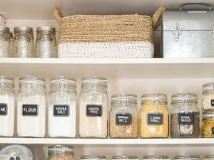 5 trucos para organizar el mostrador de su cocina y mantenerlo así