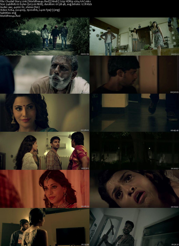 Chudail Story 2016 Hindi HDRip 720p