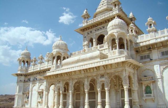 Jodhpur Attraction : Jaswant Thada