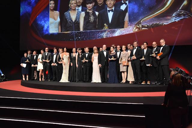 series tv - festival - monaco - stars - petit ecran - ceremonie