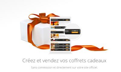 Des coffrets cadeaux en ligne pour augmenter les ventes des hôtels