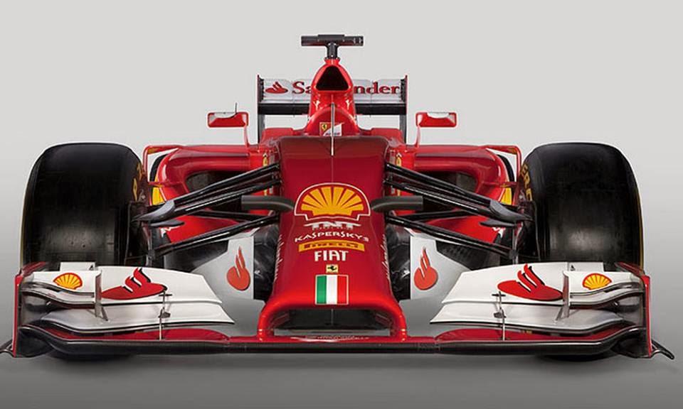 Formel 1 Live: Januar 2014