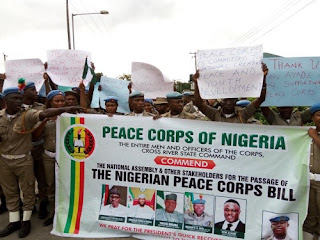 the Peace Corps Bill of Nigeria