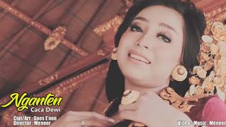 Lirik Lagu Nganten - Caca Dewi - STI Bali
