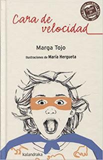 mejores libros de poesía infantil para niños, Cara de velocidad Kalandraka