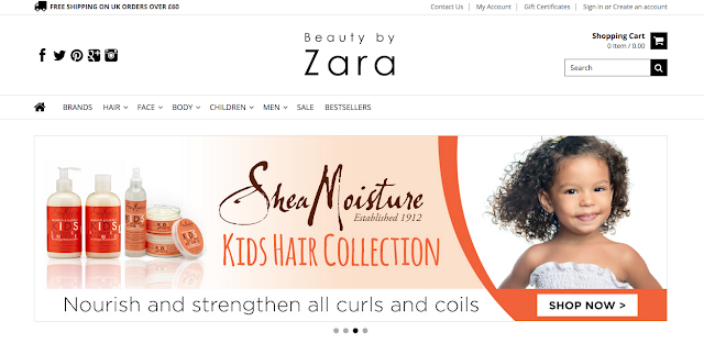 Beauty By Zara
