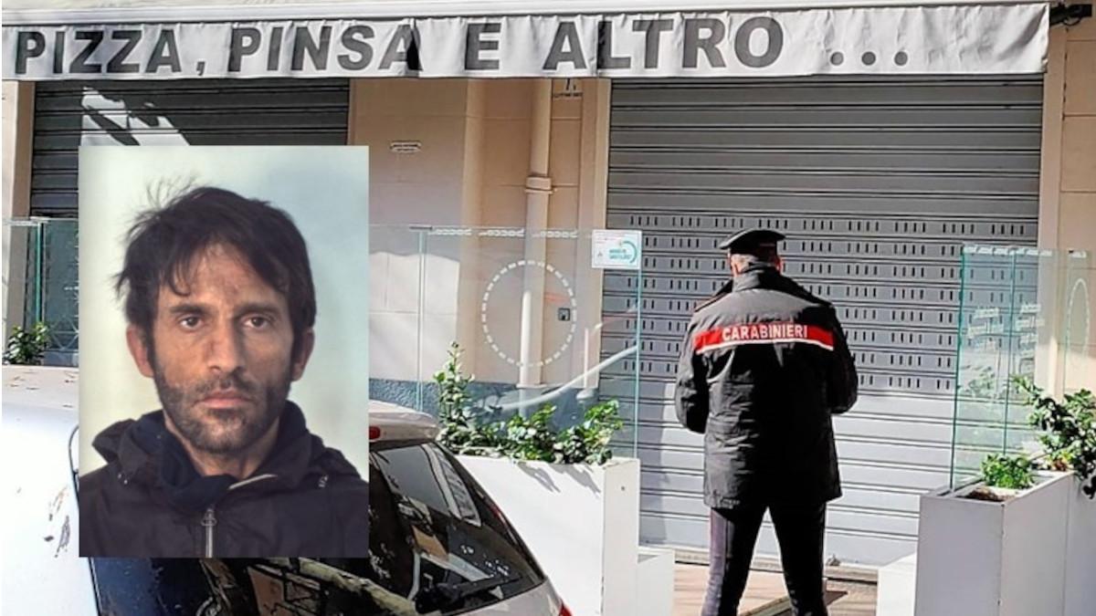 Arresto viale Vittorio Veneto pizzeria Bacco