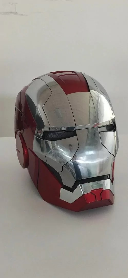 The Iron Man MK5 Helmet Review - is it worth to buy??
