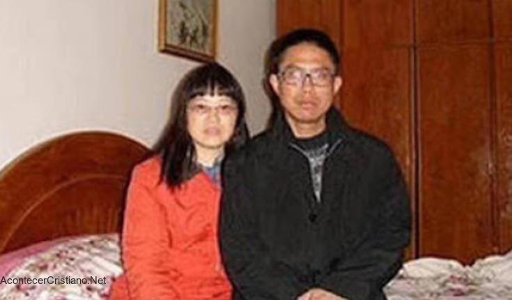 Activista chino Liu Xianbin