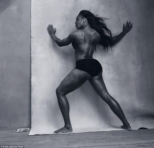 HOT!! SERENA WILLIAMS TOPLESS AGAIN