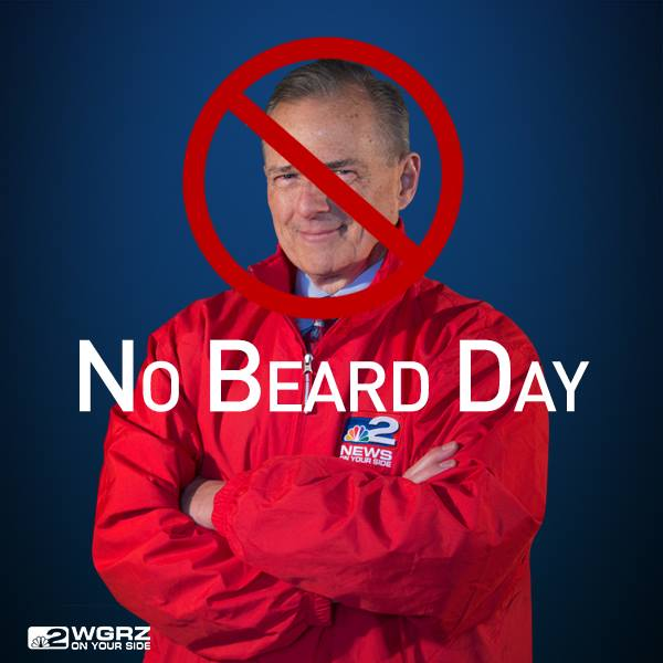 National No Beard Day Wishes Unique Image
