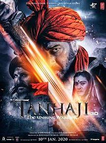 TanhaJi: the unsung warrior Movie (2020) Movie Review, Cast & Release date