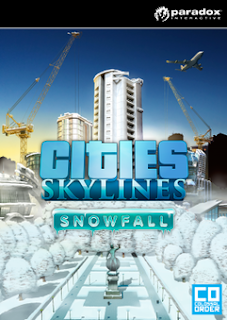 Download Cities Skylines Snowfall Full Crack PC Game