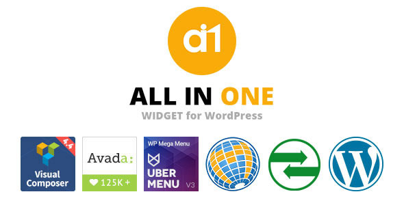 Free Download All In One Widget for WordPress Plugin