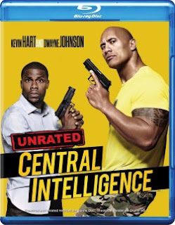 Central Intelligence (2016) UNRATED BluRay 720p