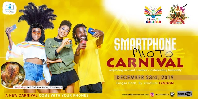 EVENT:A New Carnival in the city of Calabar