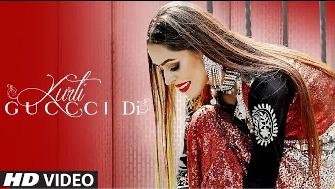 Kurti Guccci Di (Full Lyrical Song) Jenny Johal | Desi Crew | Latest Punjabi Songs