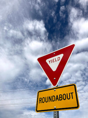 A Yield Sign is Different than a Stop Sign