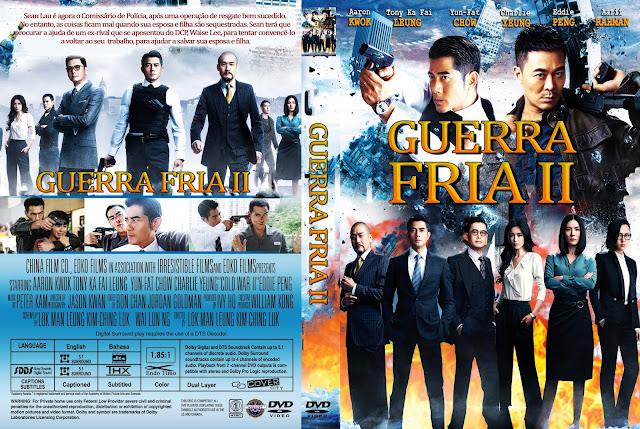 Capa DVD Guerra Fria 2