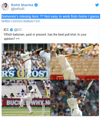rohit-sharma-takes-dig-at-icc-best-pullshot-batsman-tweet.PNG (430×494)