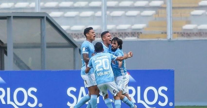 Sporting Cristal Campeón Nacional 2020