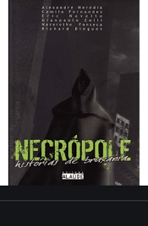 NECROPOLE III HISTORIAS DE BRUXARIA - Alexandre Heredia e outros