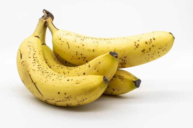 Benefits of bananas for skin, blood and hair