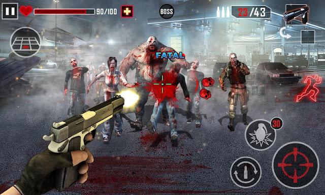 Game Zombie Killer