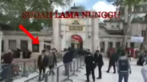 Kunjungan Anies Baswedan Ke Turki?