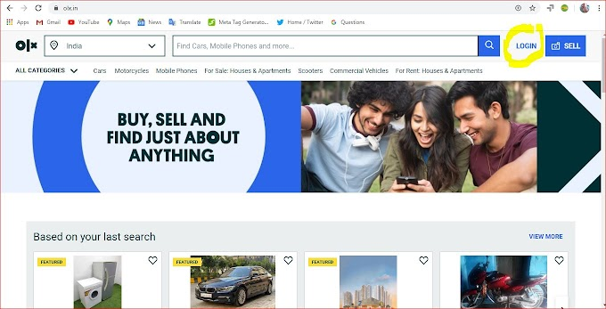 How to make free advertising on Olx & quickr