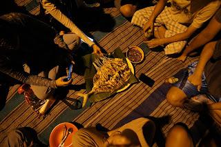 wisata kuliner di pulau payung