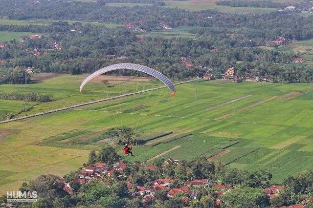 Bupati Trenggalek : Festival ini Bukan Sekedar Paralayang, namun Monumen Kebangkitan Desa-Desa di Kabupaten Trenggalek.