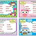 Complete Set of Grade 3 Spelling Words 1st-4th Quarter
