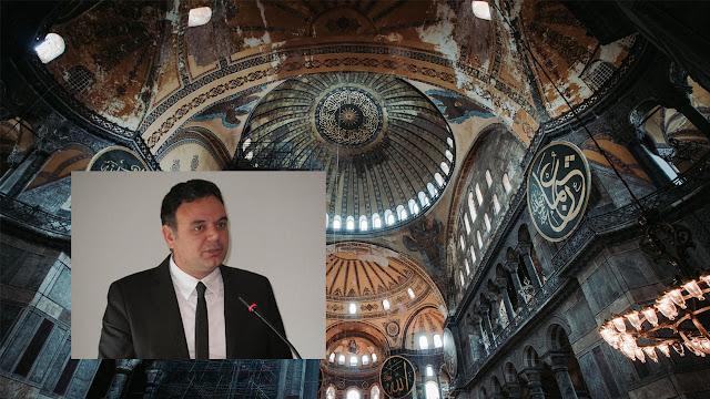 Γ. Διδασκάλου: Η απόφαση του Τούρκου ηγέτη αποτελεί απροκάλυπτη πρόκληση για ολόκληρο τον πολιτισμένο κόσμο
