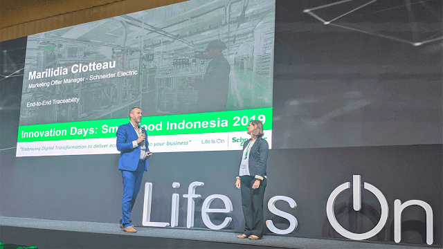 Innovation Days: SmartFood Indonesia 2019
