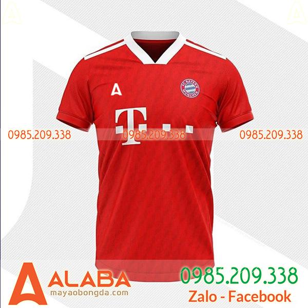 Quần áo bóng đá mã ALB 094 chất lượng