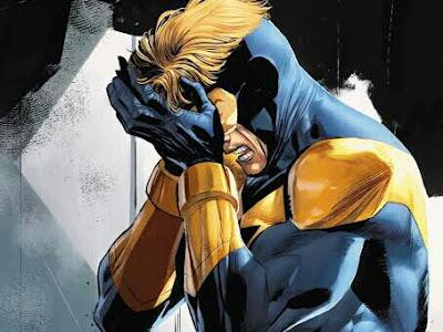 DC, Tom, King, Clay, Mann, heróis, Crise, quadrinhos, hqs, comics, minissérie,