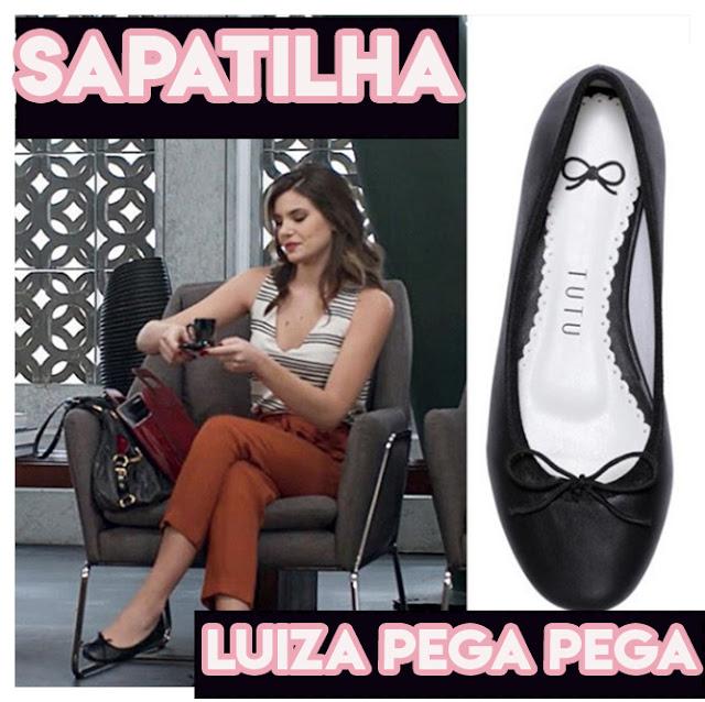 Os itens de moda da Camila Queiroz, a Luiza em Pega Pega