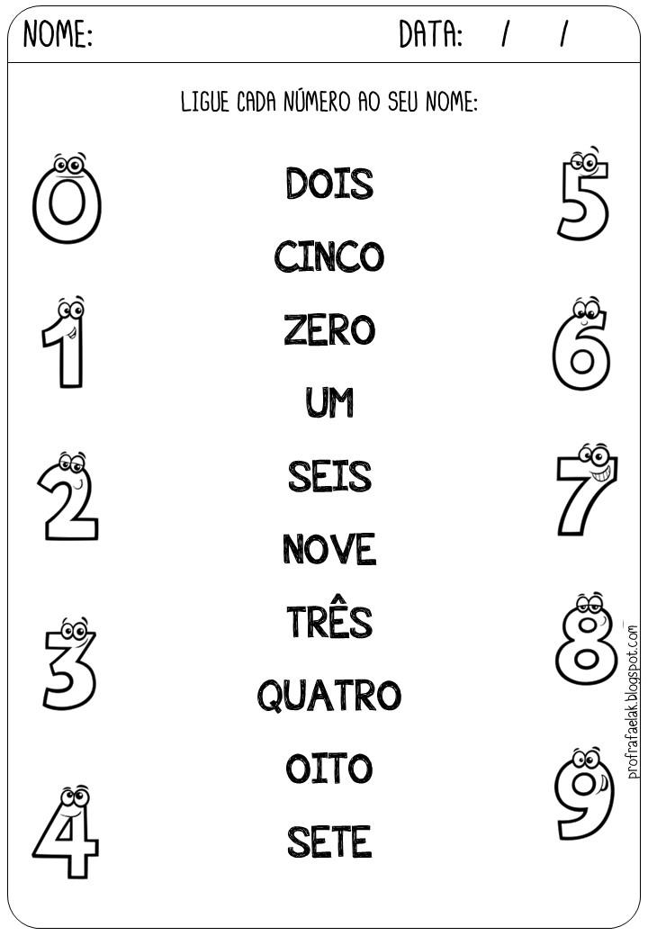 Atividades Para Imprimir De Matematica Para 1º Ano Criar Recriar