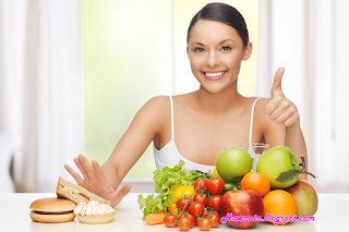 Makanan Yang Bagus Saat Diet