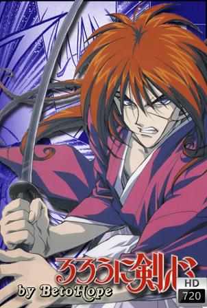 Samurai X [720p] [1996-1998] HD 1080P Latino [Google Drive] GloboTV