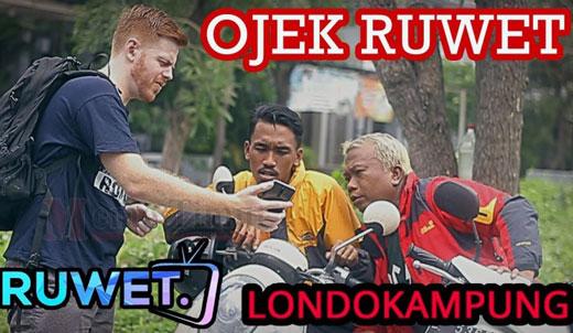 Salah satu karya dari Ruwet TV