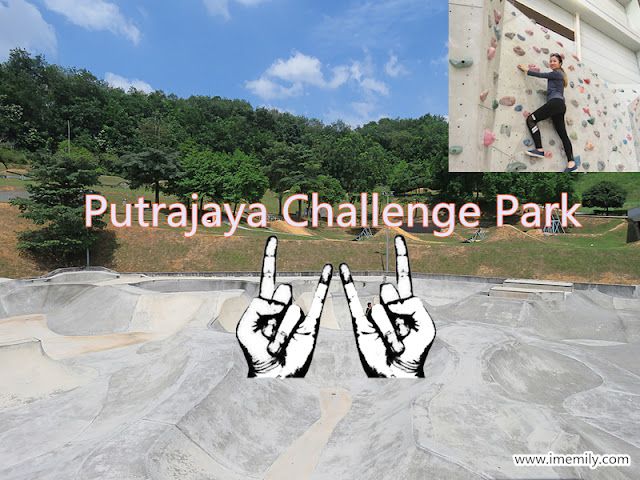 Getting Thrilled @ Putrajaya Challenge Park