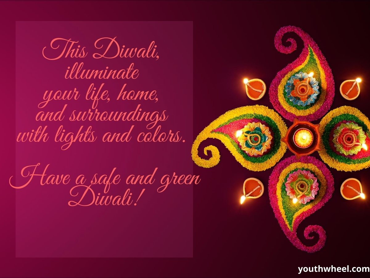 Unique deewali greeting cards, diwali photo