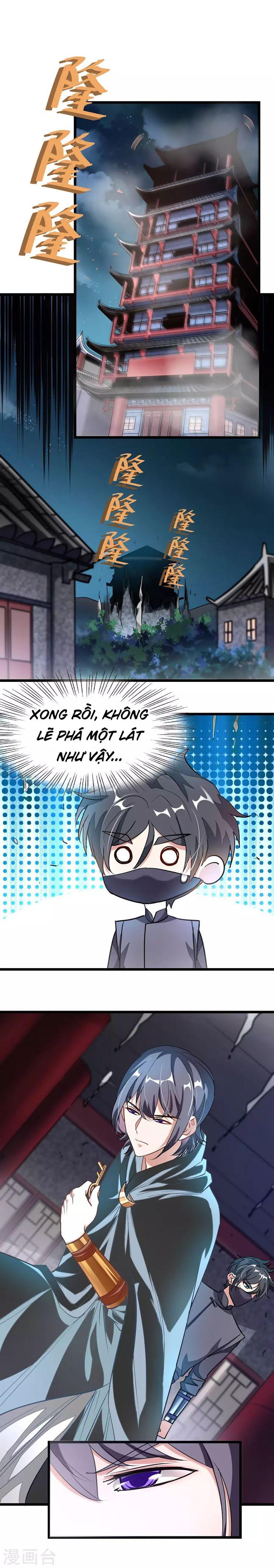 Cửu Dương Thần Vương chap 87 - Trang 3