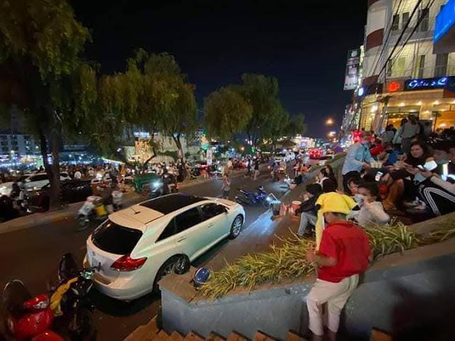 Hình ảnh Đà Lạt đông nghịt người trong ngày đầu nghỉ lễ khiến dân mạng ngỡ ngàng