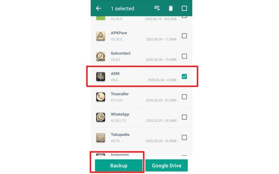 Menginstal Ulang Aplikasi Yang Tidak Sengaja Terhapus di Android
